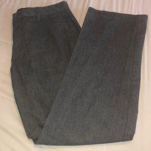 Men's Gray Volcom dress pants